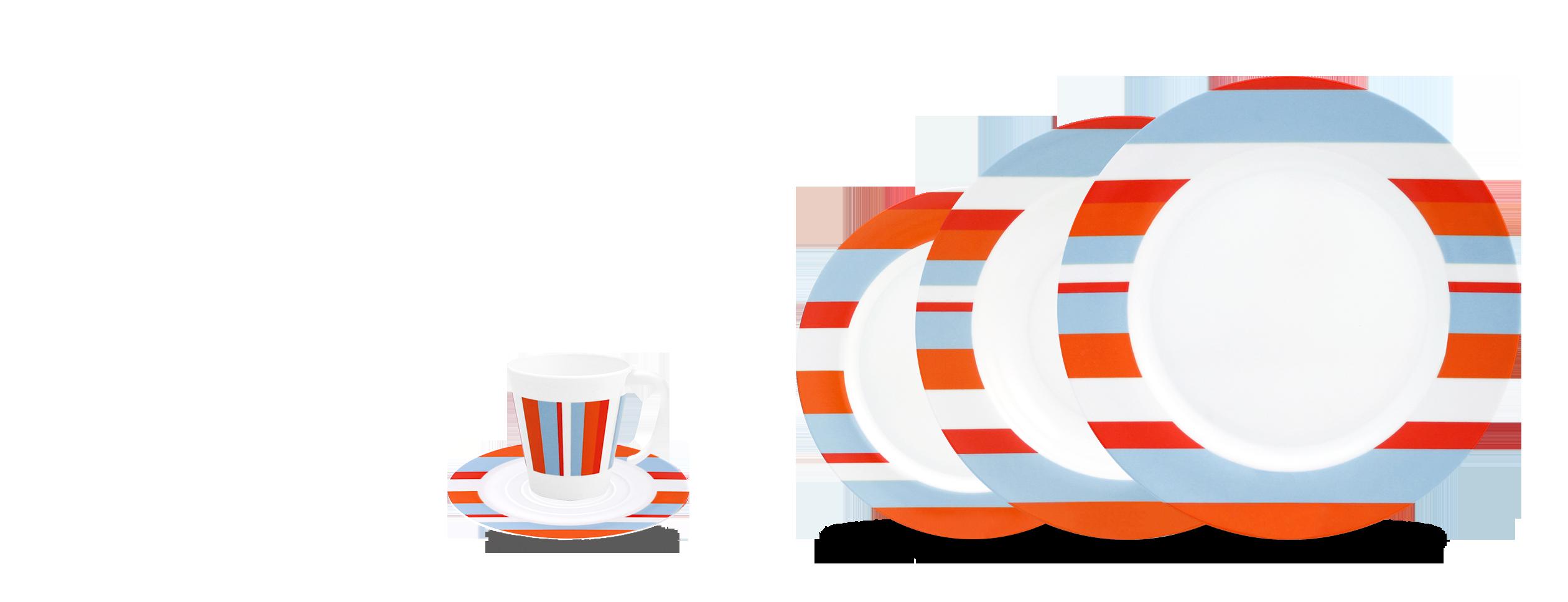 Stripes-Orange